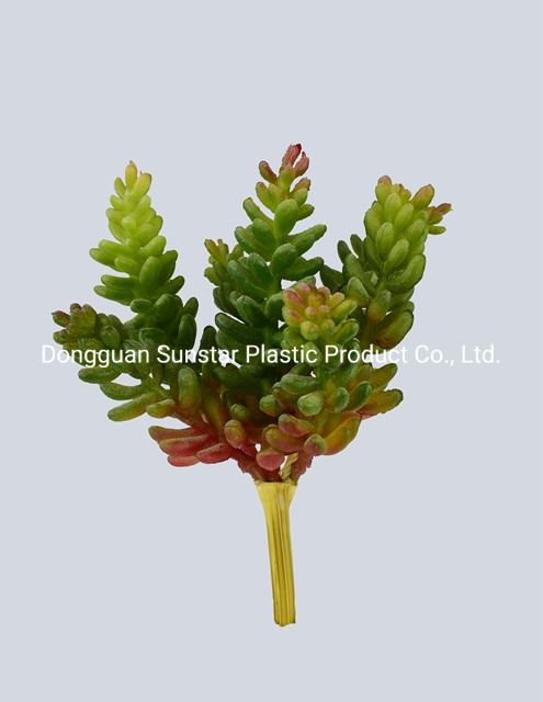 China Pvc Senecio Succulent Pick Artificial Plant For Decoration 50225 China Artificial Tree And Plastic Tree Price