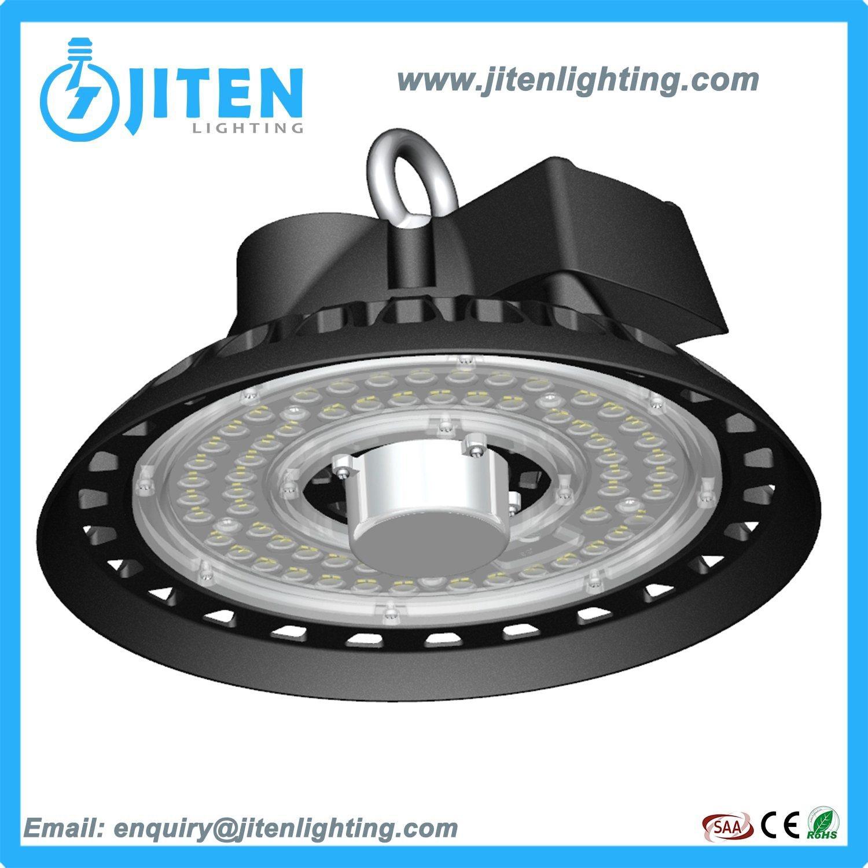 300W 200W 100W LED UFO High Bay Lights Warehouse Factory Shop GYM Light Lamp