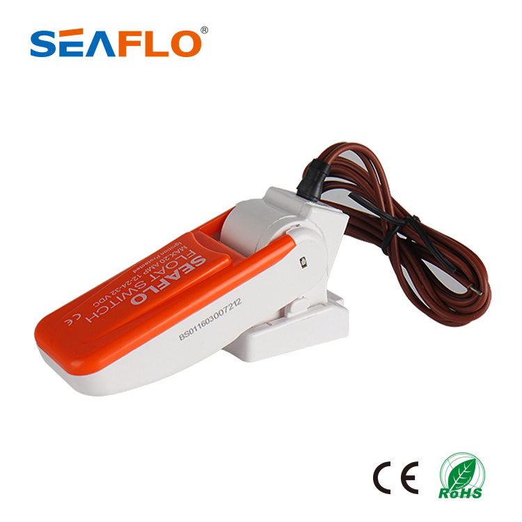 China Seaflo 12v Mini Electric Water Pump Float Switch