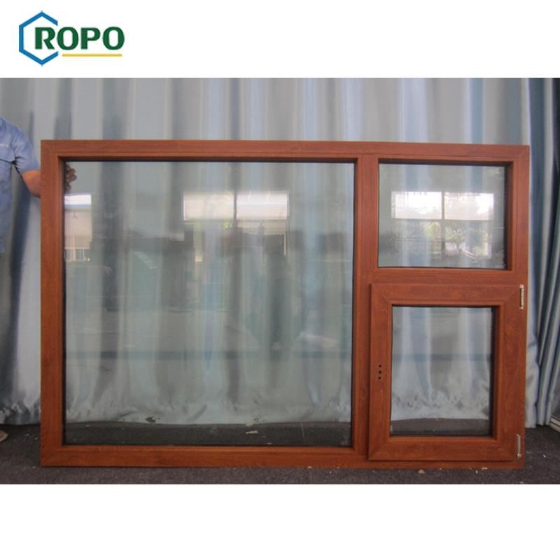 low priced 9c5cb 8b056 [Hot Item] UPVC/Plastic Double Glazing Tilt and Turn Glass Windows