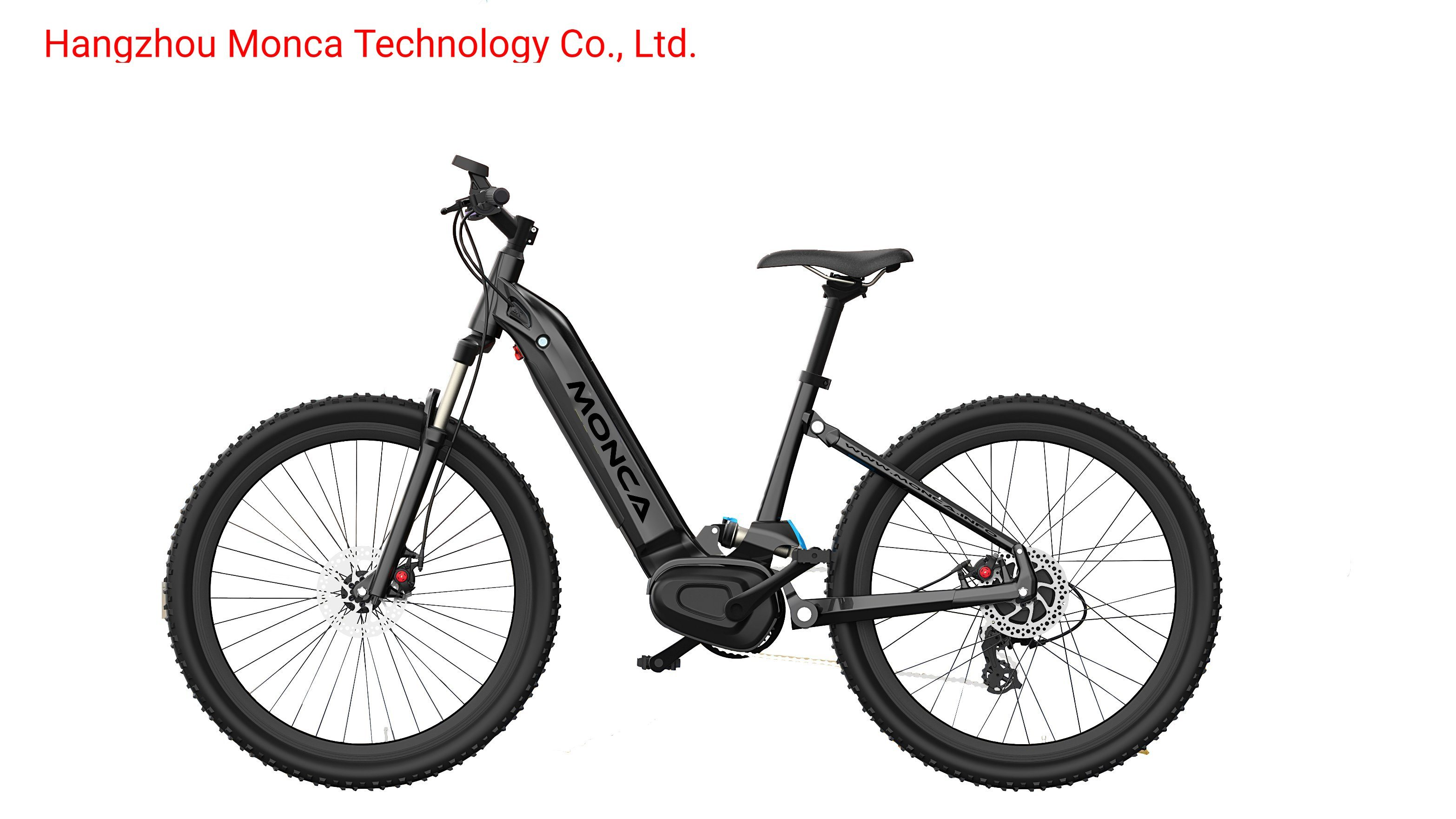 Popur Mountain Electric Bike City E-Bicycle pictures & photos