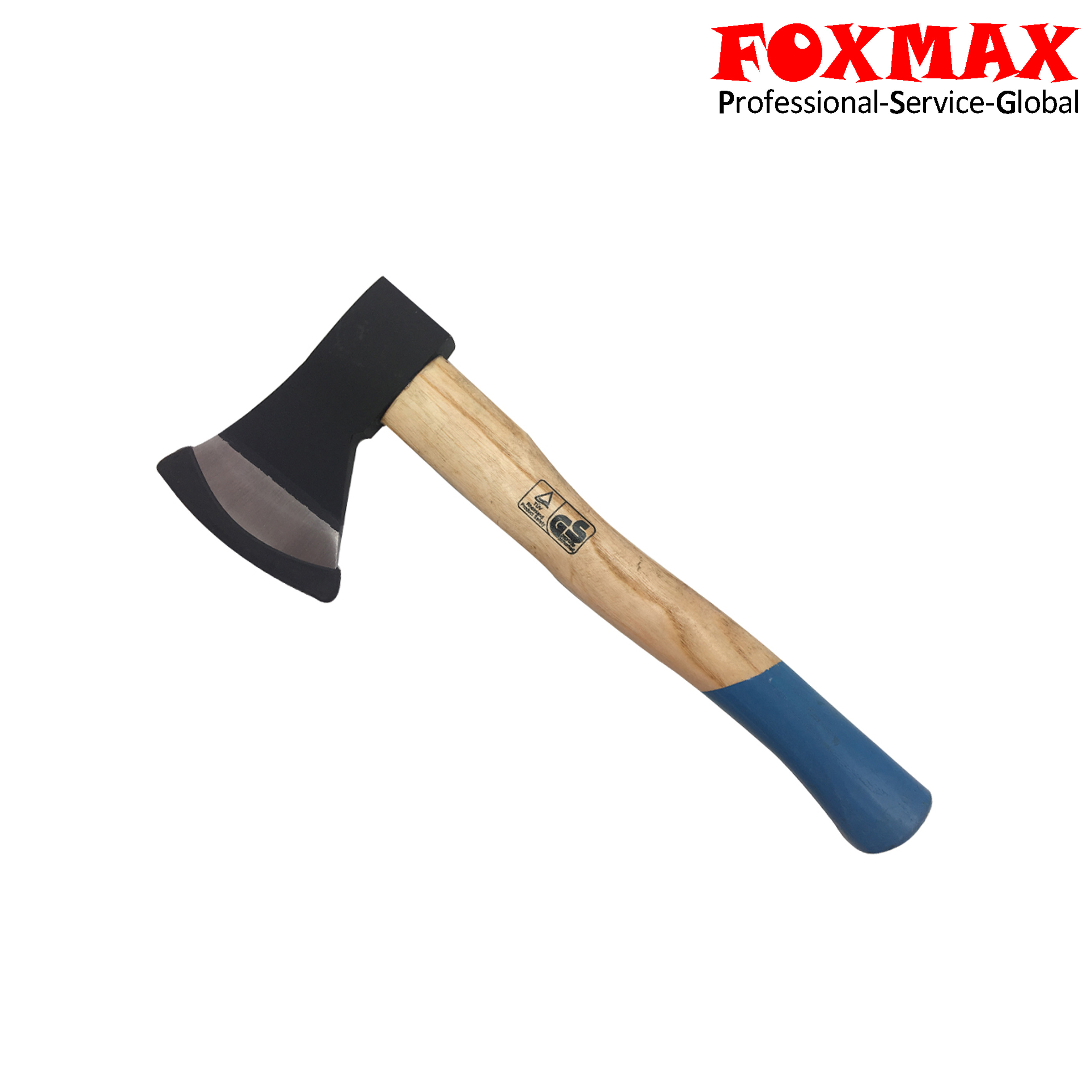 [Hot Item] Carbon Steel Drop Forged Best Axe with Wooden Handle and  Fiberglass Handle (FM-AX08)