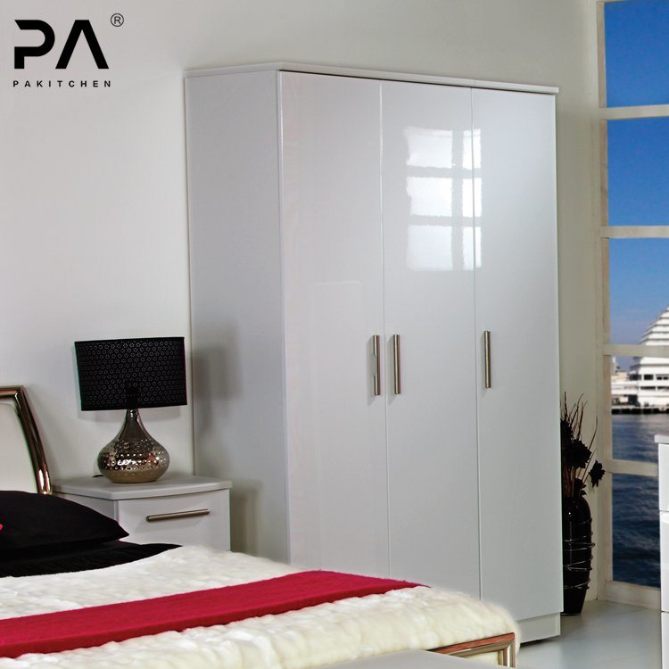 China Simple Design Modern Single Swing Door Bedroom Wardrobes For Small Spaces China Wardrobe Closet