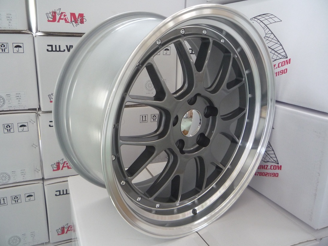 15-18 Inch New Design Replica Alloy Wheel, Car Wheels pictures & photos