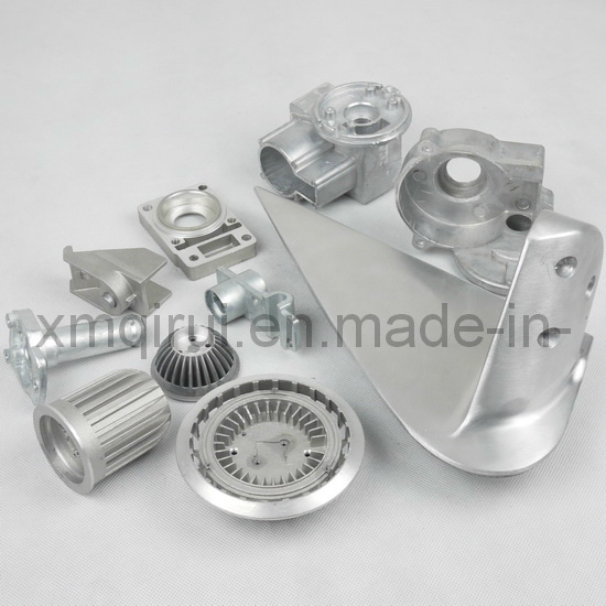 Aluminum Parts Die Cast and Zinc Pressure Die Casting pictures & photos