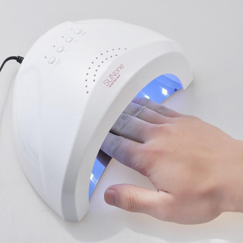 China Beauty Led Nail Dryer Sunone Uv Led Nail Lamp 48w