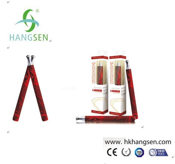 Newest E Hookah From Hangsen, Disposable E-Cigarette with 800 Puffs