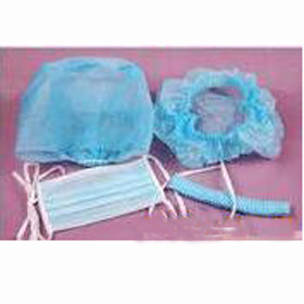 Factory Whole Hot Sale for Disposable Nurse Nonwoven Cap Single Use