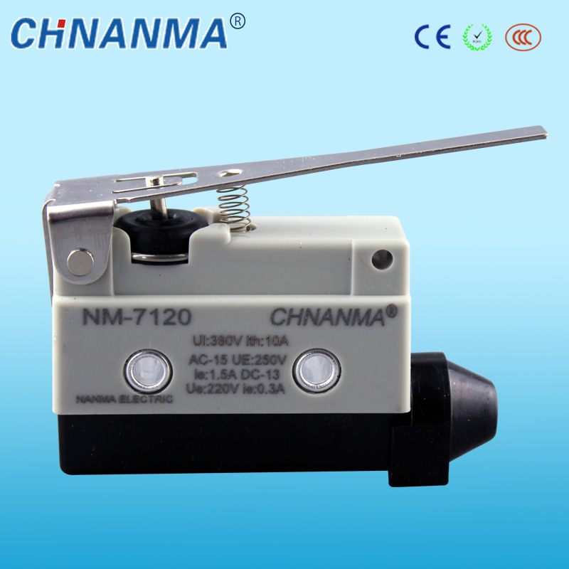 China Long Roller Lever Type Electric Circuit Limit Switch Photos ...