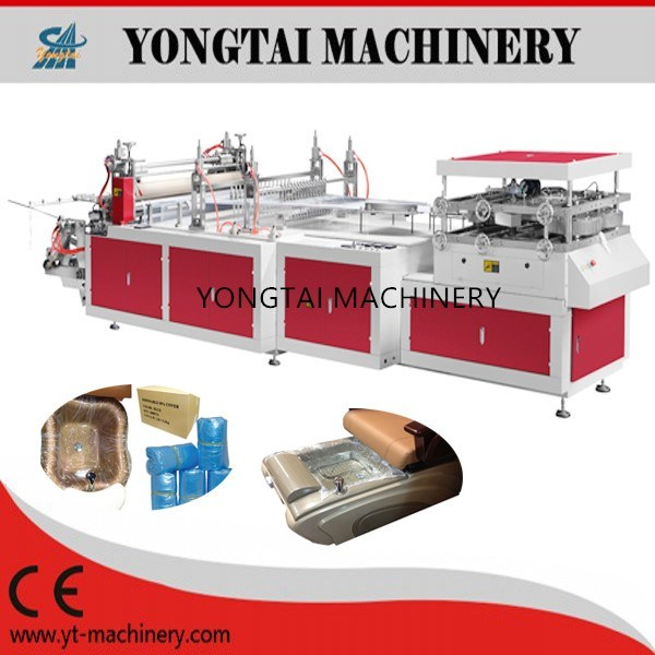 High Production Capacity Pedicure SPA Liner Making Machine