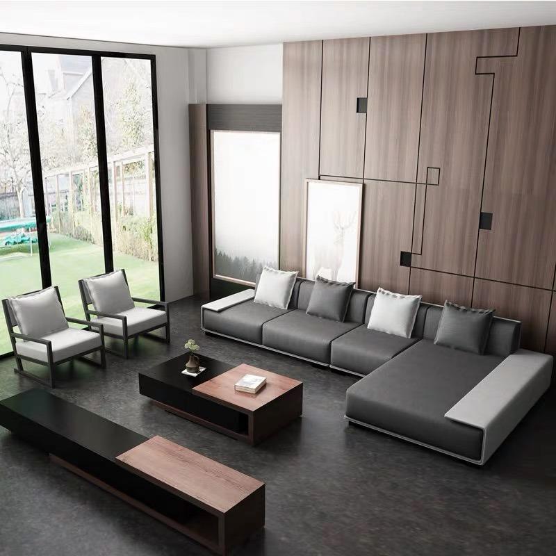 China Home Furniture Italian Style Modern Living Room Sofa China Living Room Sofa Leather Sofa