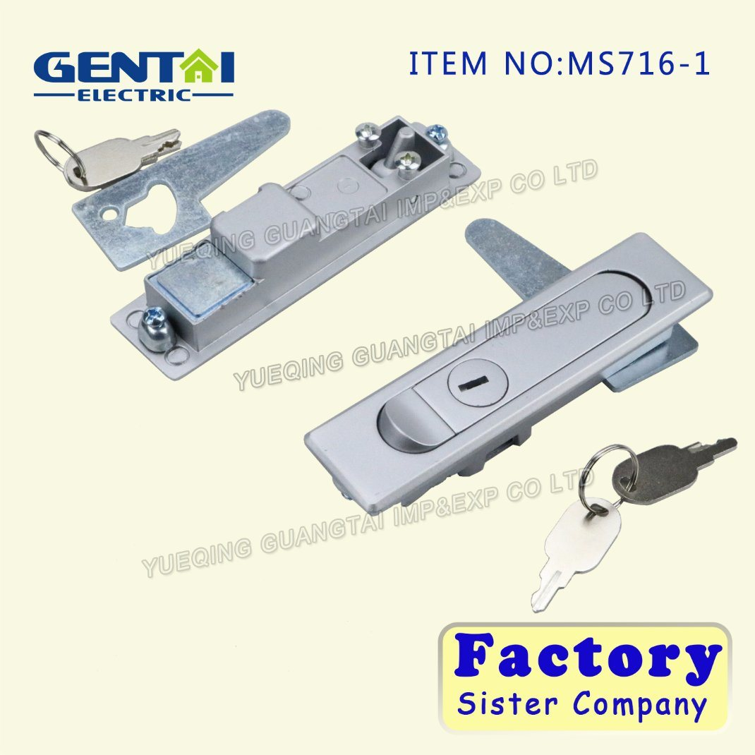 Instrument File Cabinet Door Lock Distribution Box Lock
