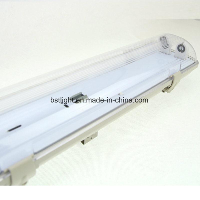 China High Quality 1200 1x36w 4ft Led Ip65 Waterproof Light Fixture Lighting