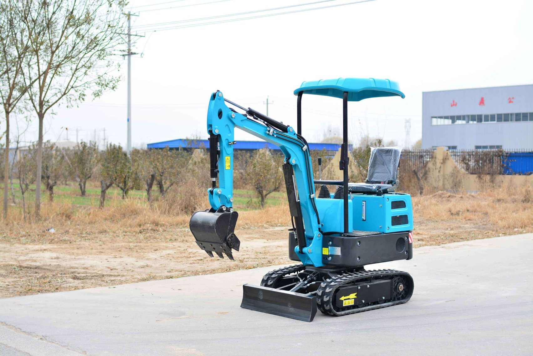 China Mini Excavators for Sale, New Mini Diggers SD12 Photos & Pictures -  Made-in-china.com