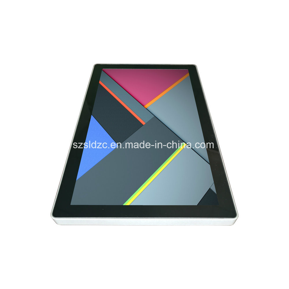 China 14 Inch Electric Multiple Bulk Glass IPS Panel Target WiFi ...