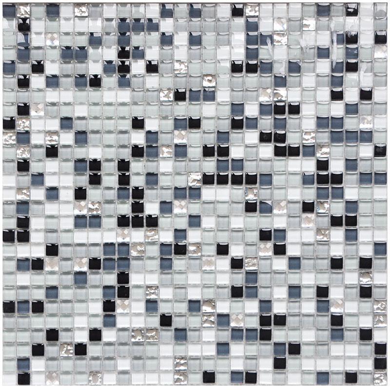 Mix Color Crystal Gl Mosaic Wall
