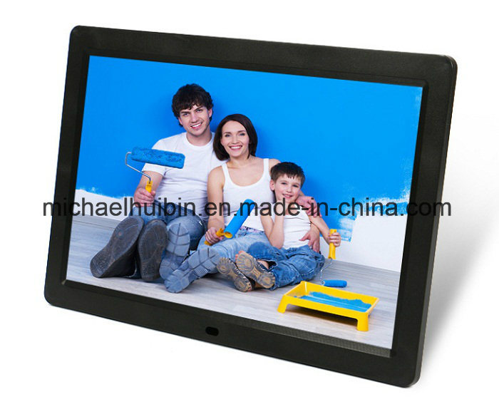 China 12.1inch Multi-Media Video Music Pictures Advertising Digital ...