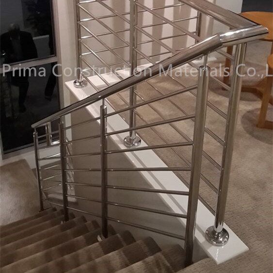 China 2018 Modern House Stainless Steel Railing Designs