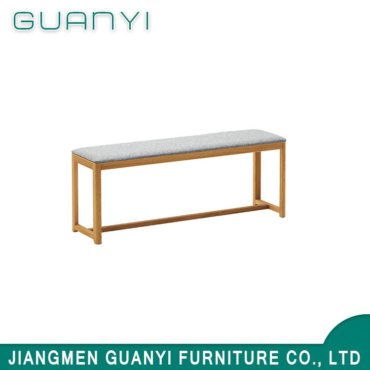 [Hot Item] 2019 Modern Wooden New Bedroom Leisure Benches