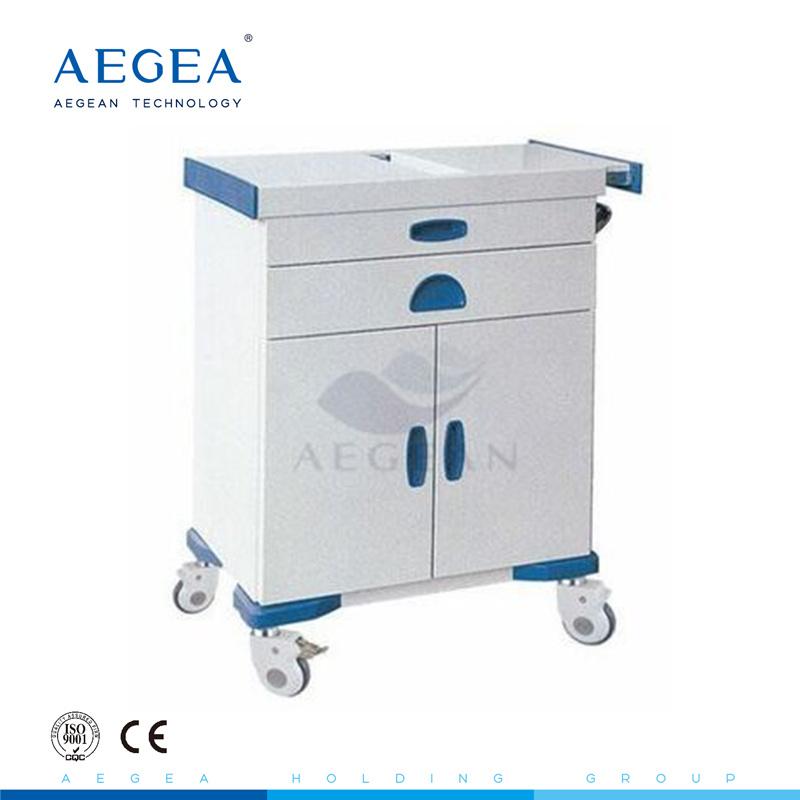 China Ce Qualified Metal Medical Cart