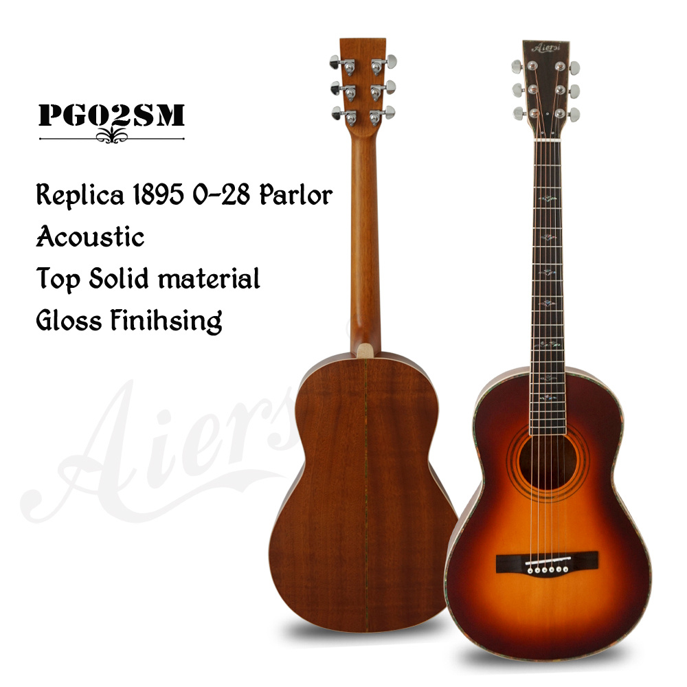 [Hot Item] Wholesale 2016 New Handmade Solid Top Martin Acoustic Guitar