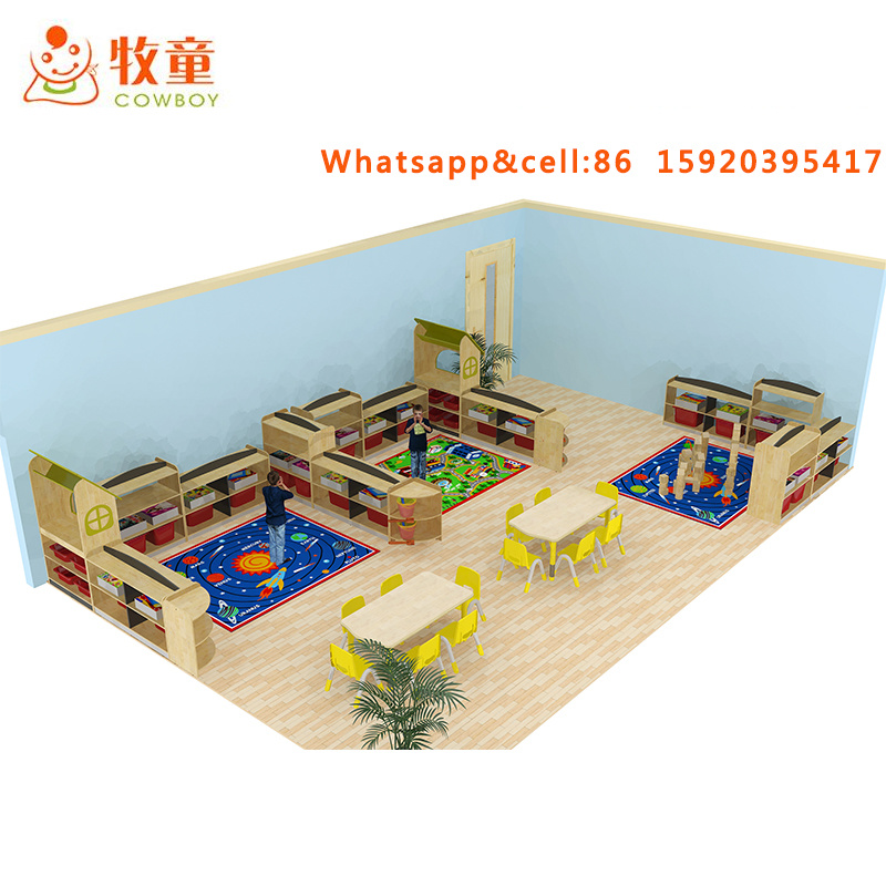 China Hot Sale Fast Delivery Nursery School Furniture