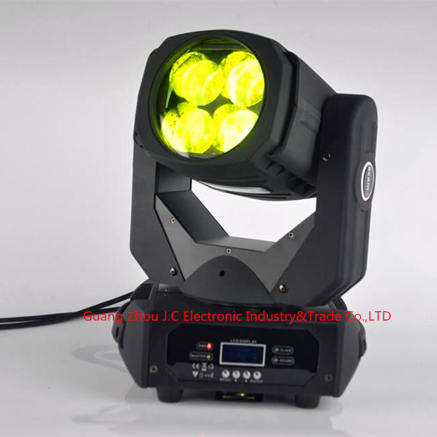 4 Eyes*25W LED Super Beam Moving Head Light
