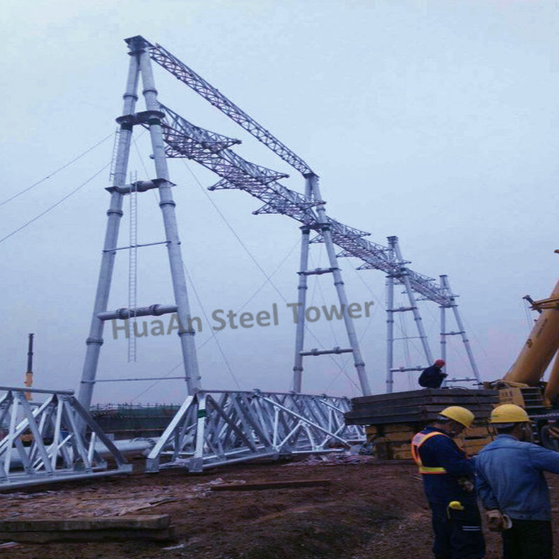 Self Support Steel Iron Structure for Substation pictures & photos
