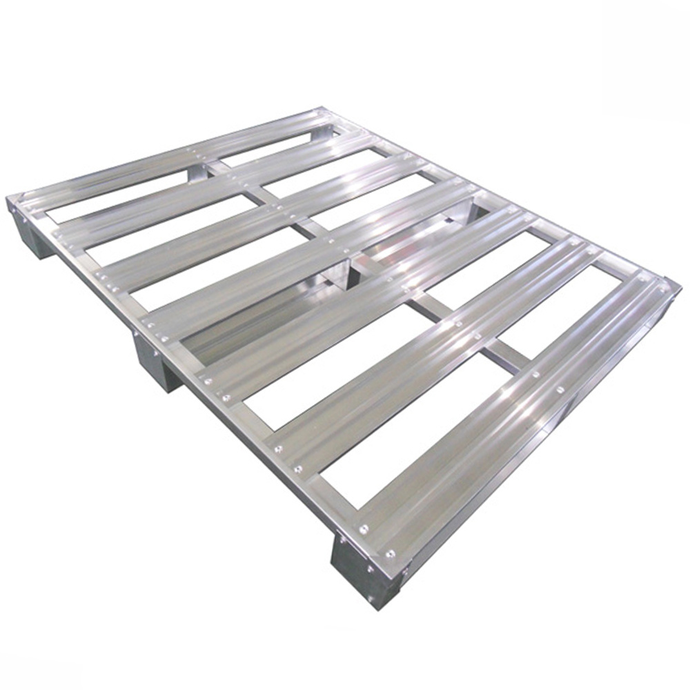 Aluminum/Aluminum Industrial Extrusion Pallet pictures & photos