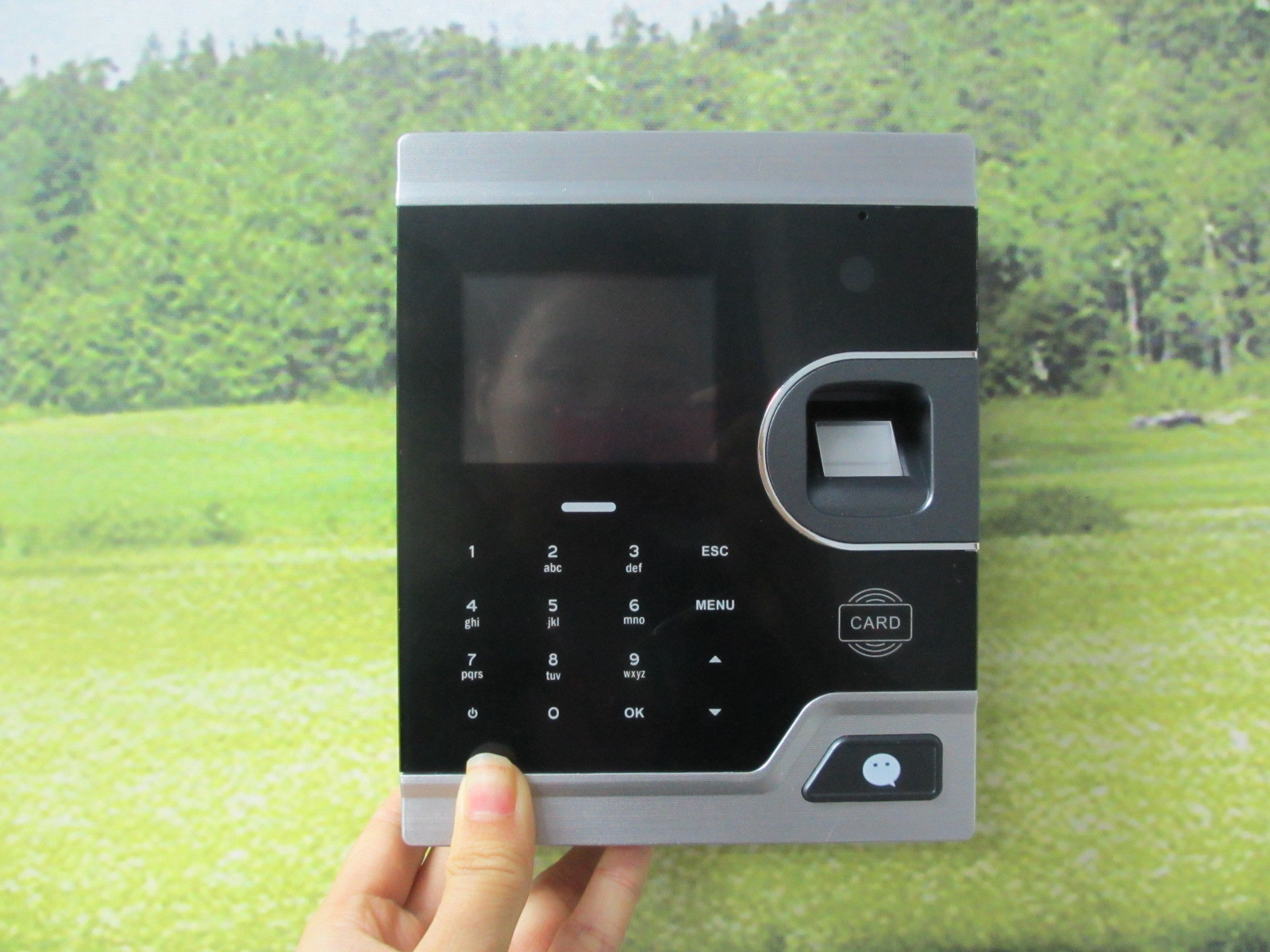 Realand Biometric Attendance System Fingerprint Time Clock Solution