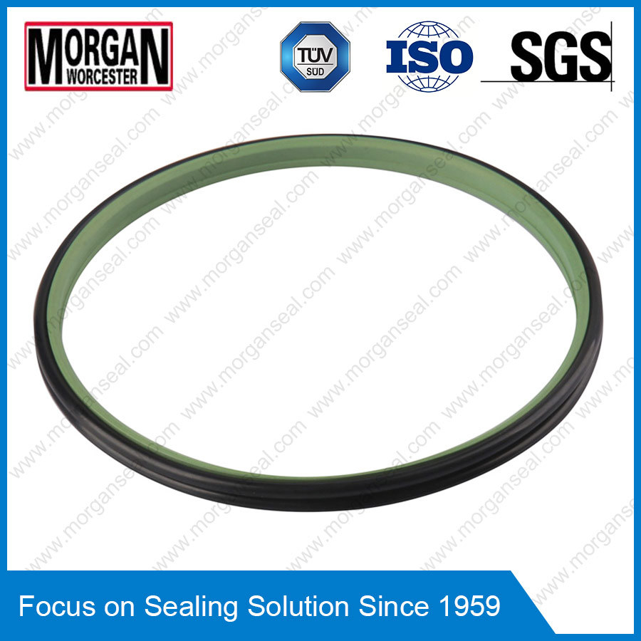 Pti Profile Hydraulic Cylinder Rod Double Dust Wiper Seal