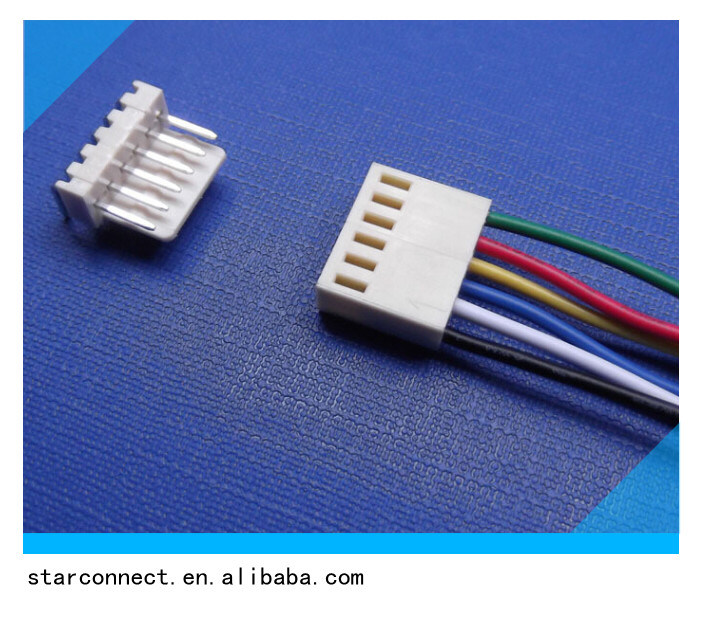 China Custom Electronic Wiring Cable Harness With Molex