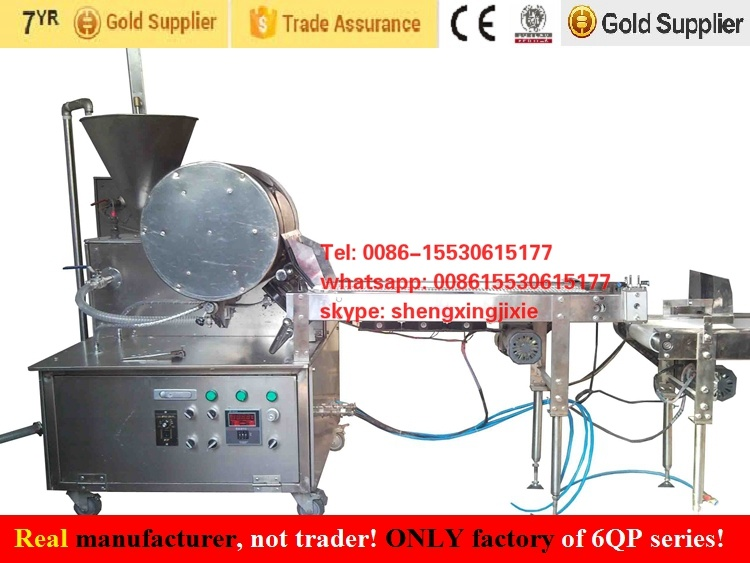 Automatic Samosa Pastry Machine/Spring Roll Pastry Machine/Injera Machine/Crepe Machine (real factory not trader)