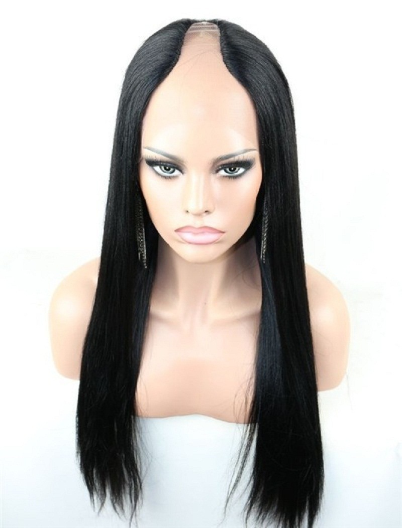 [Hot Item] U Part Lace Wigs for Black Girls Glueless Lace Wigs