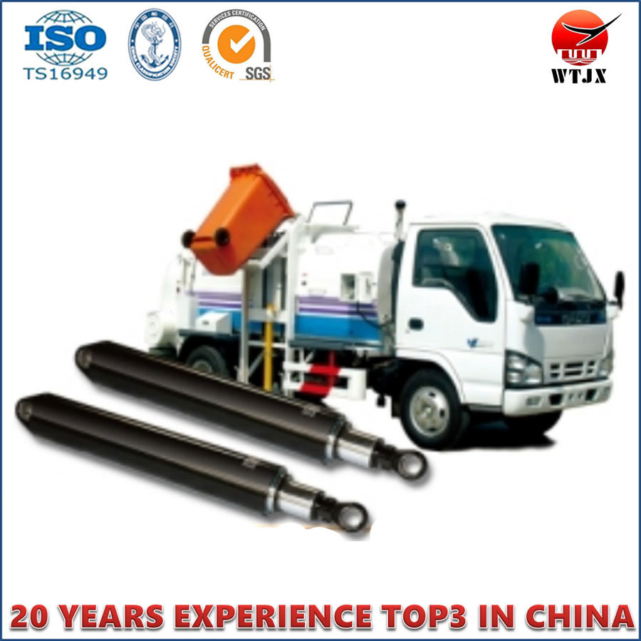 Customized Hydraulic Cylinder for Garbage Compactor