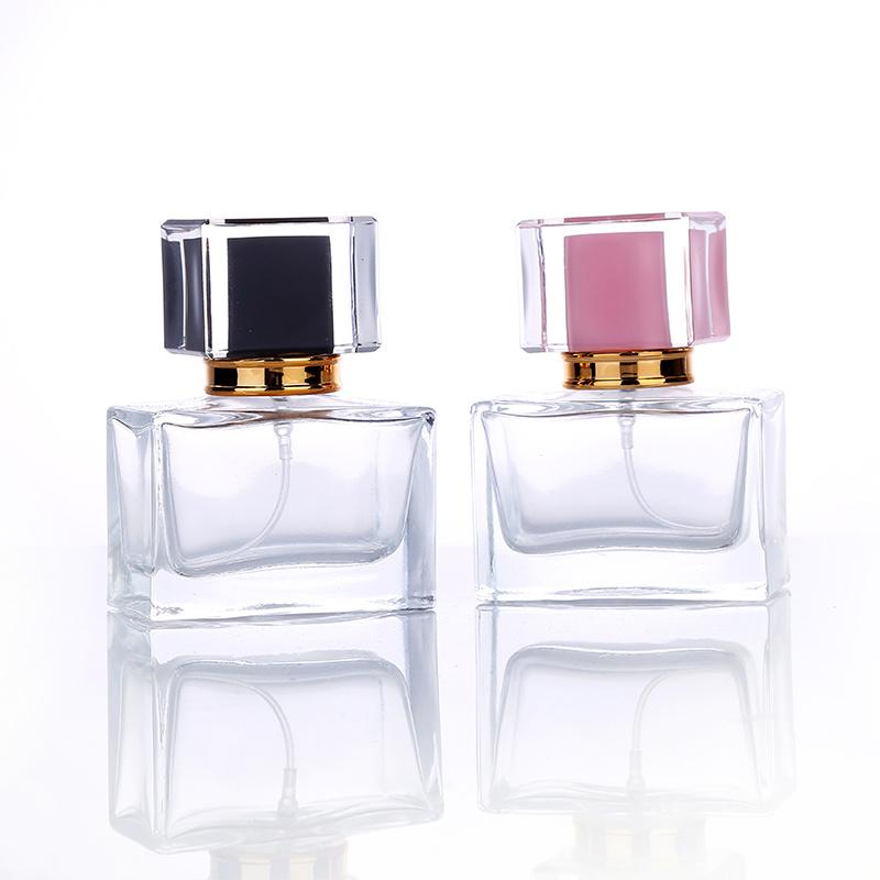 0da251aca337 [Hot Item] 30ml Glass Empty Perfume Bottles Spray Atomizer Refillable Bottle