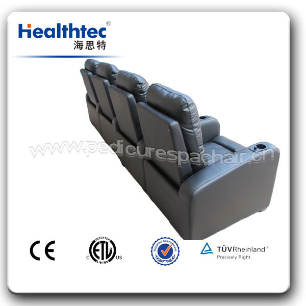 Geniune Leather Recline Cinema Chair (B039) pictures & photos