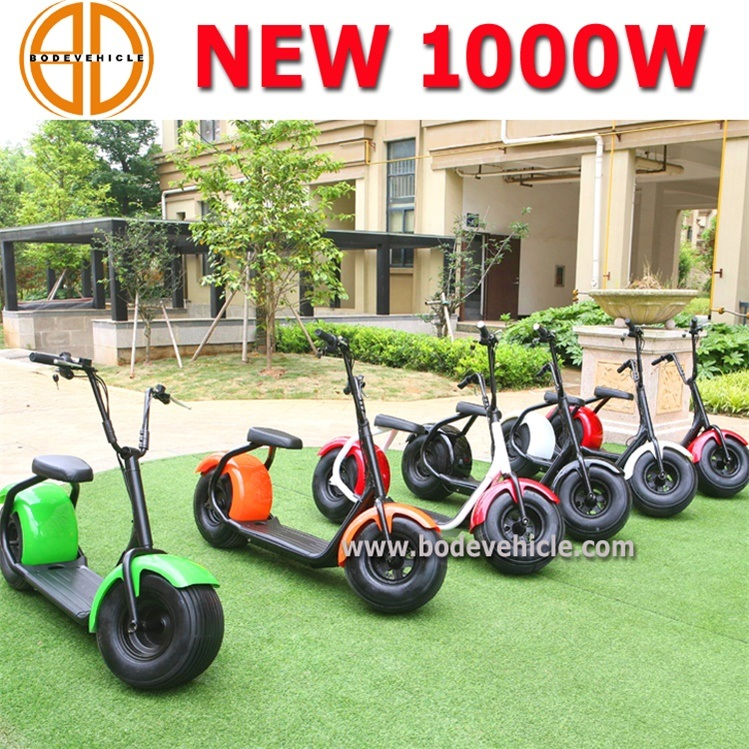 Bode Hot Sale 1000W Electric Scooter with Factory Price