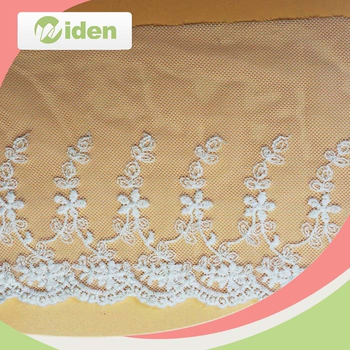 Accessories Oeko Certification Net Embroidery Lace Swiss Voile Lace pictures & photos