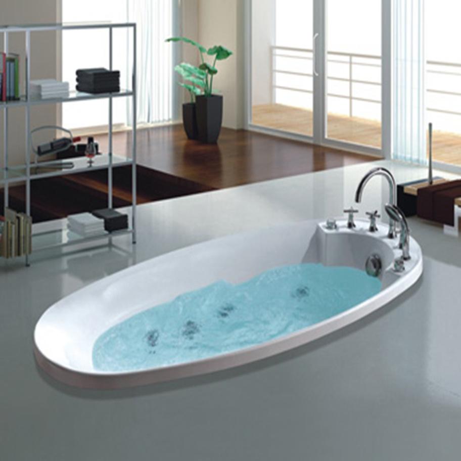 China Bathroom Furniture Massage Whirlpool SPA Hot Tub (NJ-6009 ...