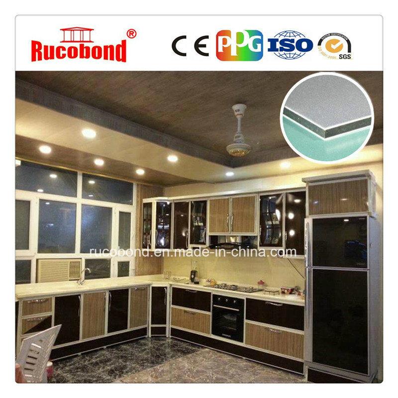China Sandwich Panels Aluminum Composite Panel For Kitchen Cabinet Door    China Aluminum Composite Panel, Kitchen Cabinet Door