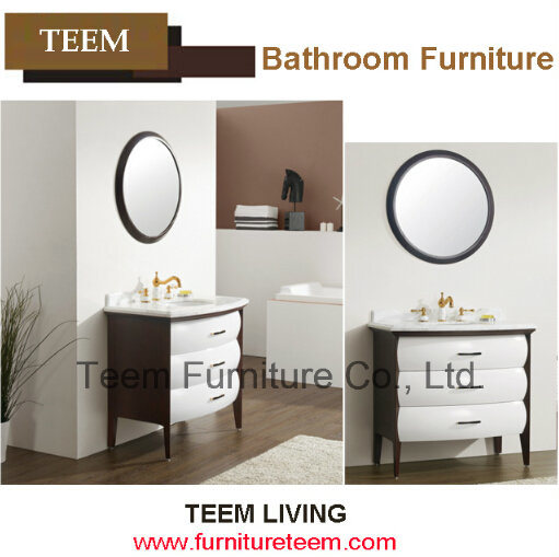 2015 New Design Bathroom Round Mirror