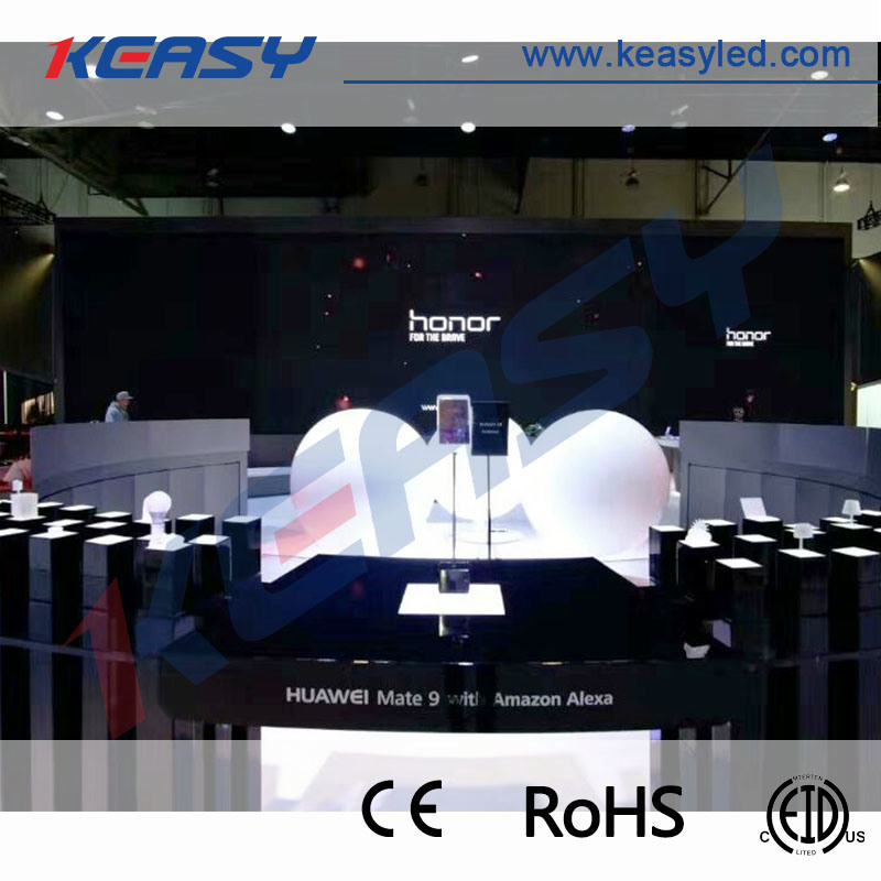 China High Definition Background Wall Full Color P4 Indoor Rental Led Display Photos Pictures Made In China Com