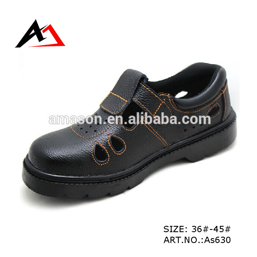 Safety Shoes Feet Protect Boots Good Quality for Men (AKAs630)