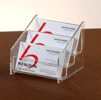 China transparent acrylic countertop business card holder transparent acrylic countertop business card holder promotional colourmoves