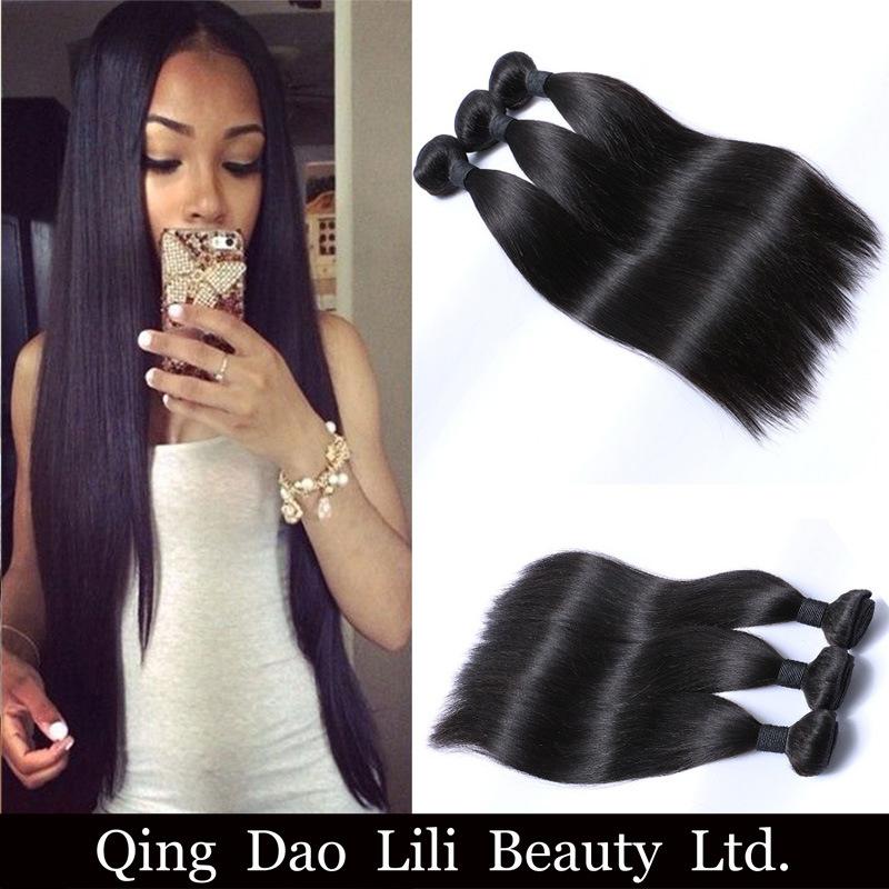 China Lilibeautyltd Top Quality Remy Brazilian Hair Extension Human