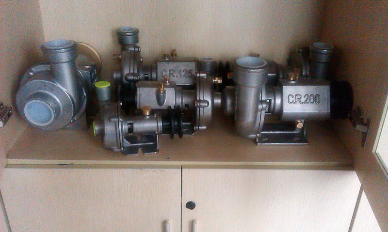 "Marine Parts Sea Water Pump PC8000 1 1/2"" pictures & photos"