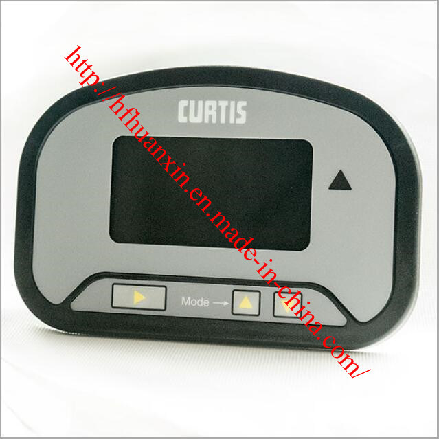 Genuine Curtis 17644500-5023 12-80V 5W Indicator Battery Gauge Hour Meter for Electric Forklift Golf Cart Pallet Truck pictures & photos