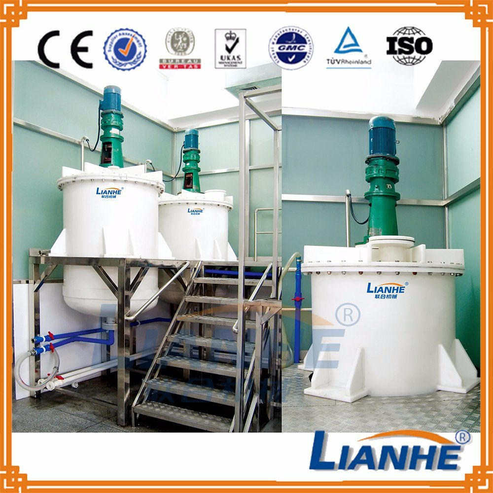High Quality Liquid Soap/Shampoo Making Machine pictures & photos