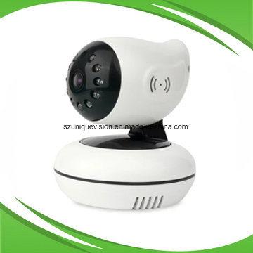 China Cheap 720p 1MP Xmeye Solution WiFi Pan/Tilt IP Camera - China